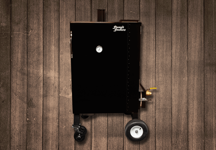 Vertical Smoker - The Classic