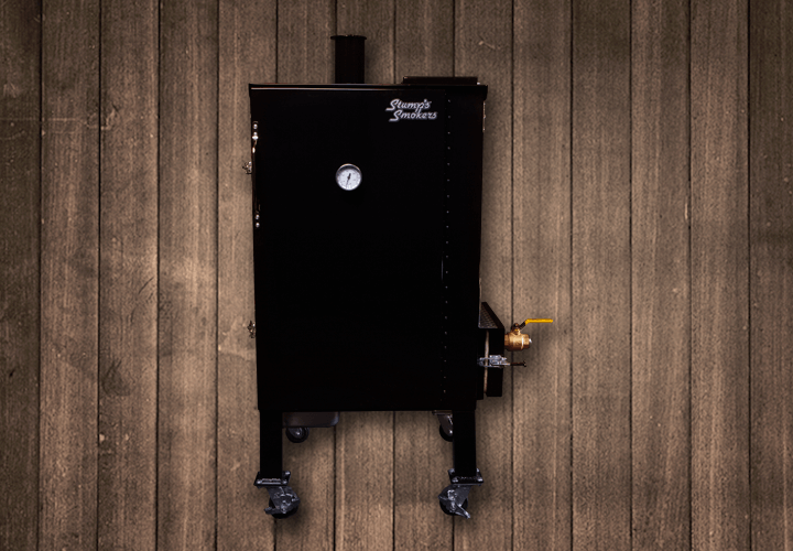 Vertical Smoker - The XL Baby