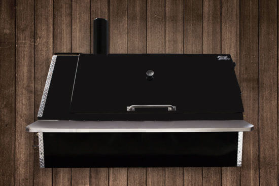 Horizontal Smoker - Platinum 6